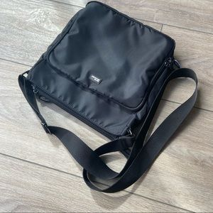 Derek Alexander Nylon Crossbody Bag